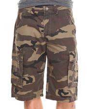 Pelle Pelle - Pelle Classic Camo Shorts