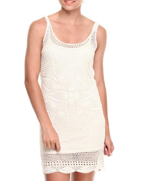 Volcom - Women Cream Dwell Dress