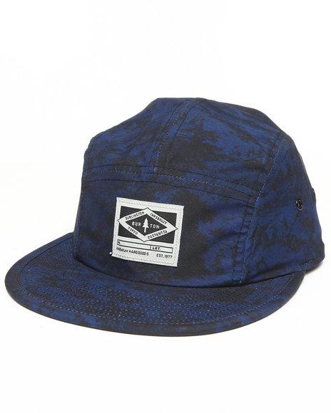 Burton Trigger 5-Panel Cap Dark Blue