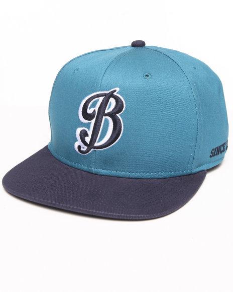 Burton Russell Snapback Cap Blue