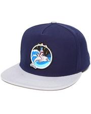 Men - Jasper Dolphin Firework Snapback Hat
