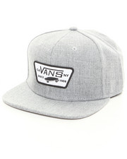 Vans - Full Patch Snapback Cap