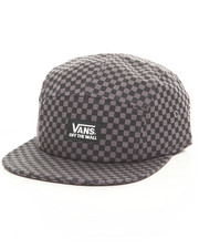 Accessories - Jaspar 5-Panel Camper Cap
