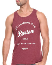 Men - Quality Goods Tank
