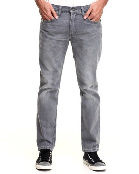 Levi's - Men Grey 511 Slim Fit Express Jeans