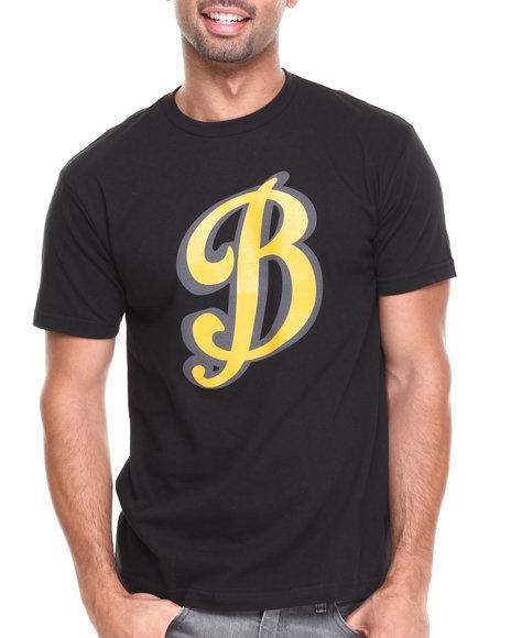 Burton Black Big B Tee