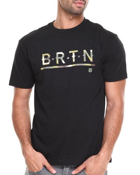 Burton Black Battalion Tee