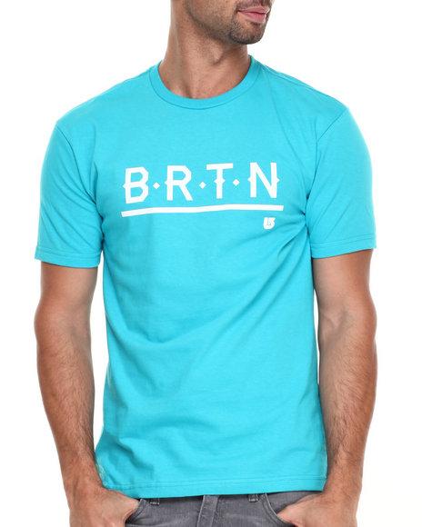 Burton - Men Teal Battalion Tee