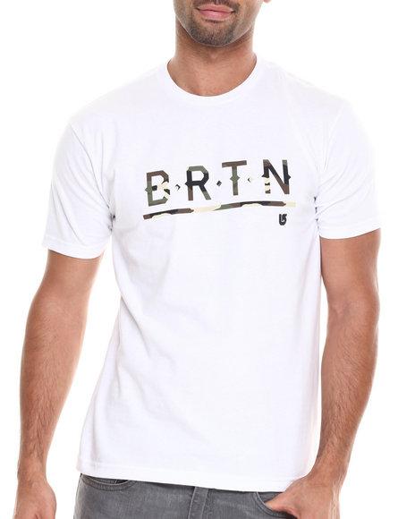 Burton White Battalion Tee
