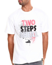 Men - Two Steps Ahead T-Shirt
