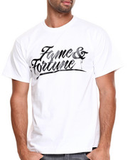 Men - Fame & Fortune T-Shirt