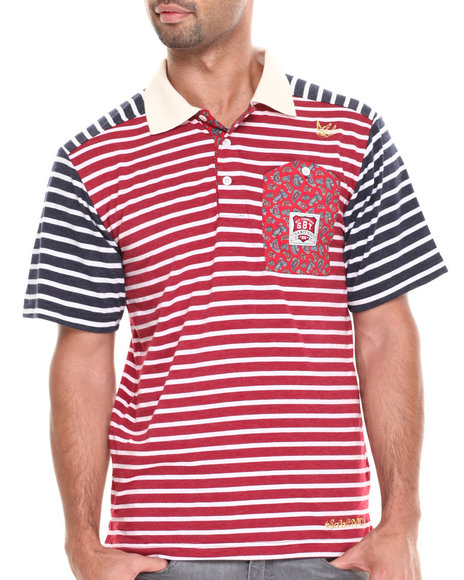 Sabit Red Sunday Polo