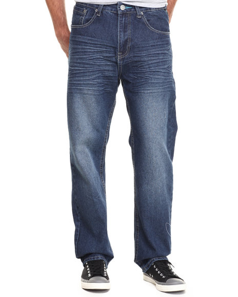 Enyce Light Wash Premium High Road Denim Jean