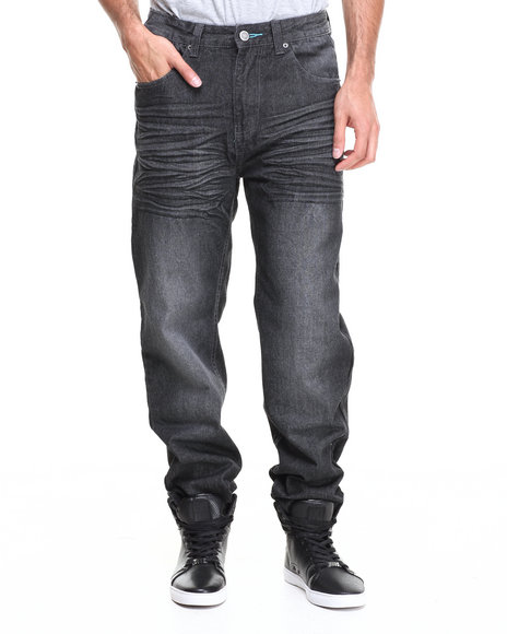 Enyce Black Premium High Road Denim Jean