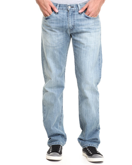 Levi's - Men Vintage Wash 514 Slim Straight Fit Vintage Tint Jeans