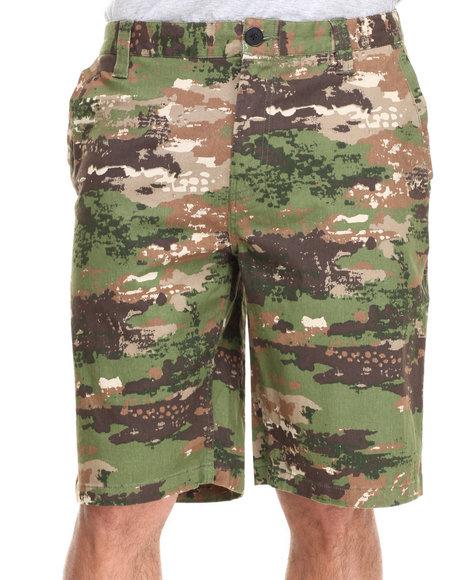 Burton - Men Camo Base Camp Shorts