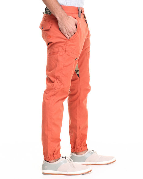 Sabit Red Woods Catgo Pants
