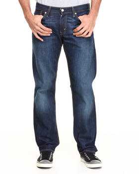 Levi's - 514 Slim Straight Fit Shoestring Jeans