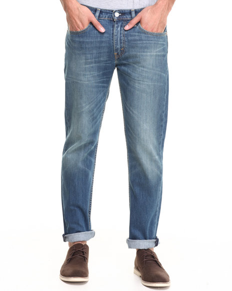 Levi's Medium Wash 511 Slim Fit Throttle Jeans