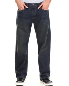 Levi's - 569 Loose Straight Fit Black Amped Jeans
