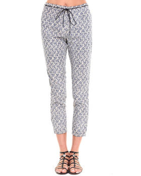Maison Scotch - PRINTED LINEN PANTS