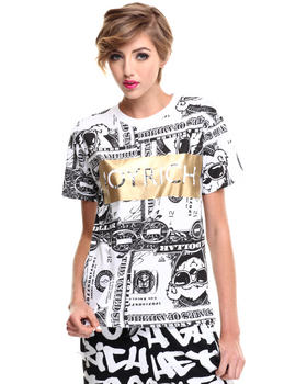 Joyrich - Cuddle Currency Tee