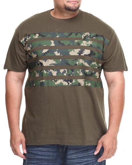 Enyce Green Platoon T-Shirt (Big & Tall)