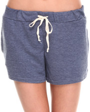 Fashion Lab - Soft Blended Drawstring Short