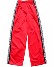Sizes 8-20 - Big Kids - ELEPHANT PRINT TRICOT TRACK PANTS (8-20)