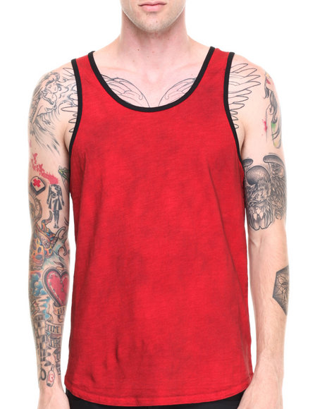 Darring Red Oiler Tank
