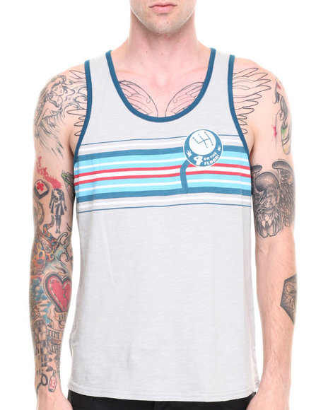 Darring Grey Tanks