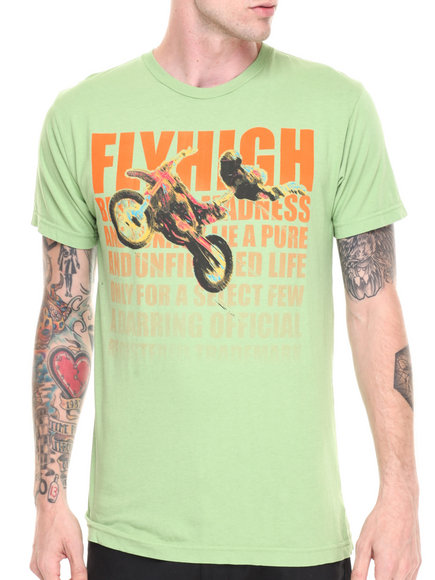 Darring Green Flyhigh T-Shirt