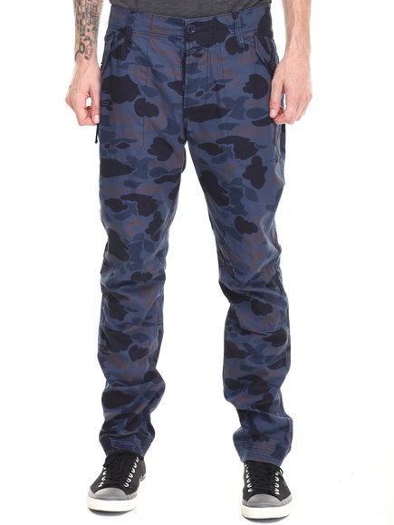 Syn Jeans - Men Blue Aiko Cargo Pants