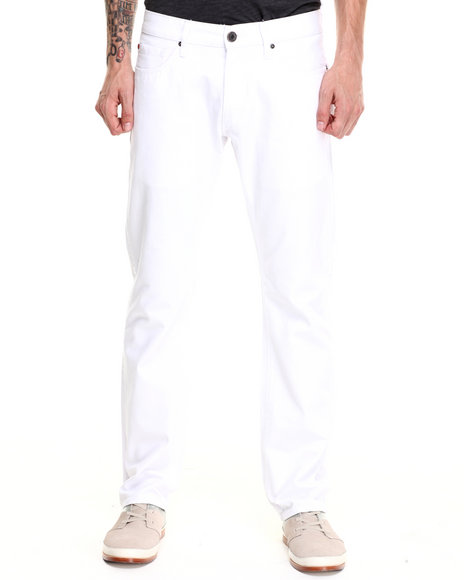 Syn Jeans - Men White Prowler Denim Jeans