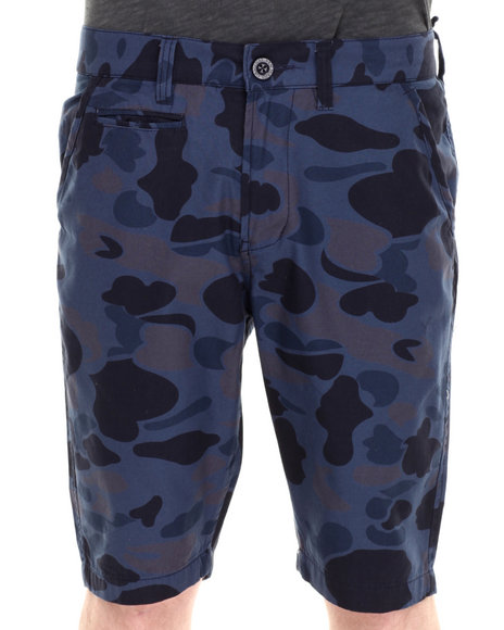 Syn Jeans Camo Aigie Shorts