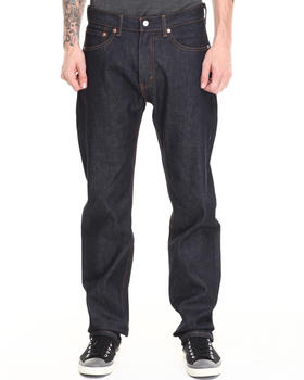 Levi's - 505 Regular Fit Rigid Jeans