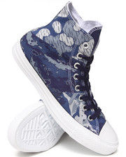 Converse - Tri Panel Camo Chuck Taylor All Star Hi Sneakers