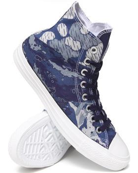 Converse - Tri Panel Camo Chuck Taylor All Star Hi Sneakers