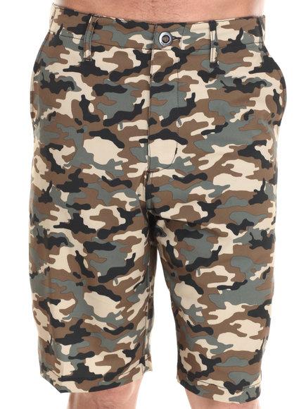 Volcom Camo Frickin V4s Mix Chino Shorts