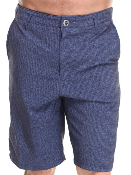Volcom Dark Blue Frickin V4s Chino Shorts