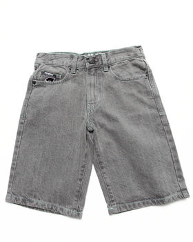TRUKFIT - LIL' TOMMY DENIM SHORTS (8-20)