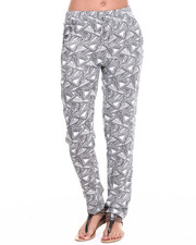 Fashion Lab - Triangle Geo Print Challis Pant