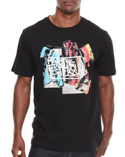 Men - Stroke De-Peint T-Shirt