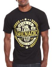 Shirts - Viva La Grenade Tee