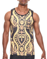 Men - Nervi Pocket Tank