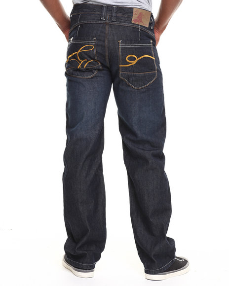 Enyce Dark Wash No Exceptions Jean