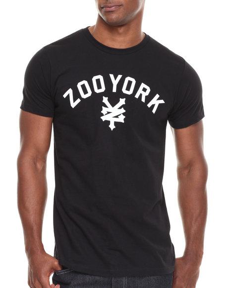Zoo York Black Immergruen Tee