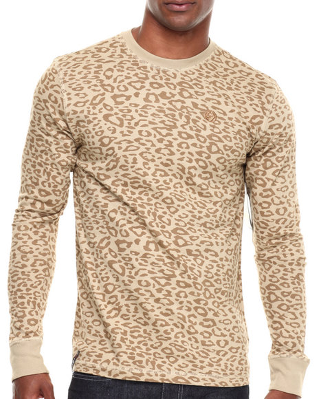 Leopard Shirt Men