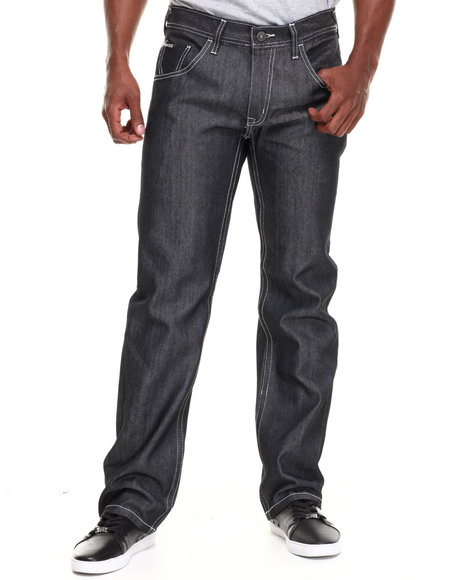 Enyce Black New Granite Jean