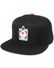 BLVCK SCVLE - Six Pointed Knight Snapback Cap